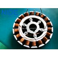 China BLDC Stator Winding Machine Color Customized For Wheel Hub Motor Stator wholesale