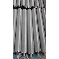 Sintered Powder Filter Elements made of stainless steel material