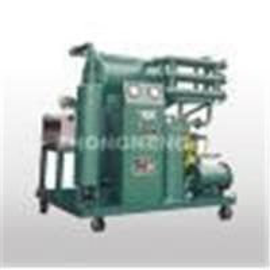 China Vacuum regeneration transformer oil purifier on sale