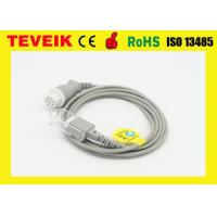 Buy cheap Reusable Datex OXY-C3 Spo2 Extension Adapter Cable For SpO2 Sensor, Round 10pin from wholesalers
