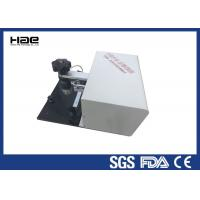 China Automatic Numbering Dot Peen Marking Machine Electric Drive For Aluminum Plate wholesale