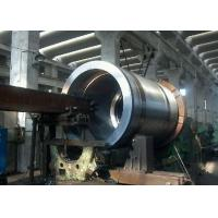 China 42CrMo4 alloy steel forging Forged Cylinder For pipeline , ASTM A388 EN10228 wholesale