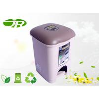 Indoor Plastic Waste Bin Large Plastic Bin Foot Operated For Living Room Of I