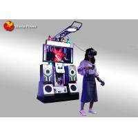 Buy cheap Amusement Park Htc 9D Musical Instruments Video Games Dancing Vr Music Simulator from wholesalers