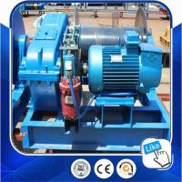 China JK5 Anchor Electric Fast Speed Boat Lift Winches for Sale on sale