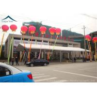 China Customized Size Large Exhibition Canopy Heavy Duty Tent For Parties wholesale