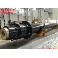 China Carbon Steel Custom Hydraulic Cylinders 450/400x7250 For Aluminum Casting System wholesale