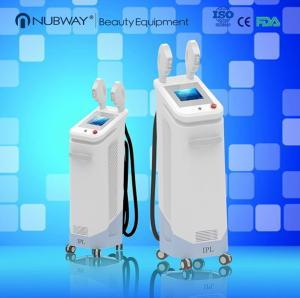 China Super hair removal & skin rejuvenation mahcine SHR IPL E-light 3 systems in one machine hot sale wholesale