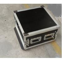 China 4u Light Weight Standard  Aluminum Flight Case Mixer Plywood  /  Aluminum DJ Mixer Flight Cases wholesale