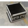 Buy cheap 4u Light Weight Standard Wood + Aluminum Tool Cases / DJ Mixer Flight Cases from wholesalers