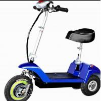 3 wheel dolphin electric scooter