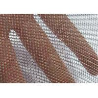 China Plain Weave Custom 304 Stainless Steel Wire Mesh For Window Insect Screen Mesh wholesale