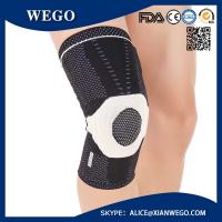 Buy cheap Knee Sleeve Compression Brace - Elastic Support & Side for Runner's Knee, Jumper from wholesalers
