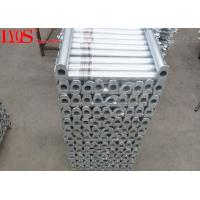 Buy cheap Building Construction Cuplock Scaffolding System 48.3mm Dia With Q235 Grade Tube from wholesalers