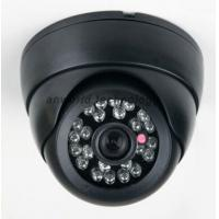Quality Effio Sony CCD 960H 700TVL Color 24 IR Indoor Outdoor CCTV MINI PLASTIC Dome Security Camera factory price for sale