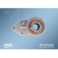 China 3 Bolt Stainless Steel Pillow Block Bearing SSUCFB204 , Auto Engine Bearing wholesale