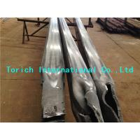 China JIS G 3466 Forming Welded Carbon Steel Square Tubes for General Structure wholesale