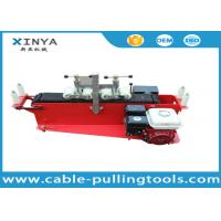 Buy cheap Honda Gasoline Engine Cable Puller Winch for Small Diameter Cable Layout from wholesalers