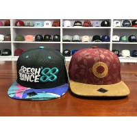 China Cheap price Customize unisex hip hop 6 or 5panel mix color snapabck hats caps wholesale