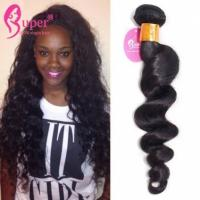 Buy cheap Loose Wave Mink Hair Extensions Real Grade 7A Mink Brazilian Hair No Shedding from wholesalers
