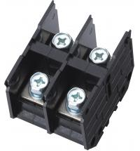 China 1P - 16P Terminal Block Single Phase / Three Phase Connector Impulse Voltage 6000V wholesale