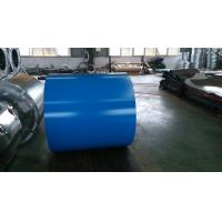 China  CGLC400 - 570 Color Coated Steel Coil DX51D , SGCC , ASTM653 , SGCH  for sale