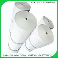 China Die cutting grey board for files holder wholesale