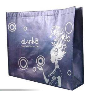 China Shiny Non-woven Laminated Bag wholesale