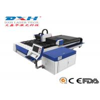 China Computerized Metal Laser Cutting Machine / CNC Laser Cutter Engraver 380V/50HZ wholesale