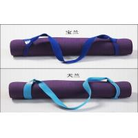 China 8 Feet Yoga Mat Strap Heat Resistant Mix Weave For Gym Exercise wholesale