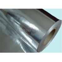 Wholesale Flame-resistant Reflective Aluminum Foil Glassfiber Mesh with Kraft Paper from china suppliers