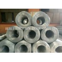 China ISO9001 Low Carbon Electro Galvanized Steel Coil BWG 21, 25kg - 500kg Per Roll wholesale