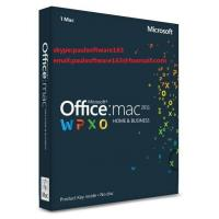Wholesale Office 2011 Home And Business MAC FPP Key For Microsoft Office Product Key Codes from china suppliers