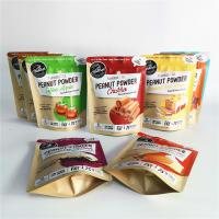 Buy cheap 8oz Powder Aluminium Foil Bag Moisture Proof Pouches Customized For Food Packing from wholesalers