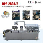 China DPP-260E automatic flat Alu - Alu Blister Packing machine wholesale