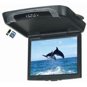 "China 17""roof mounted car DVD/Car Monitor wholesale"