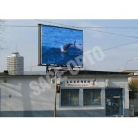 Quality Commercial Event LED Video Wall Screens Outdoor Mesh Screen Curtains for sale