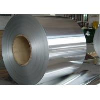 Grade 409L Cold Rolled Stainless Steel Coil Stock For Automobile Exhaust Pipe