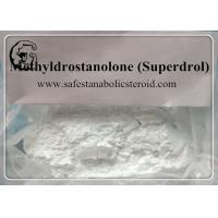 China Superdrol Powder for Male Testosterone Deficiency and Female Beast Cancer / Pain wholesale