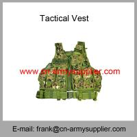 China Wholesale Cheap China Camouflage Outdoor Hunting Tactical Vest wholesale