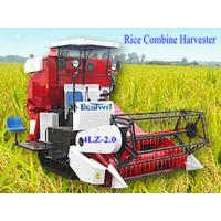 China Rice combine harvester 4LZ-2.0,Rice combine harvesting machine. wholesale