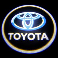 Buy cheap Toyota car accessories led Door Projector Lights car emblem toyota badge door from wholesalers
