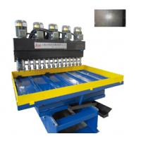 China CNC multi-spindle sieve plate drilling machine(patent) on sale