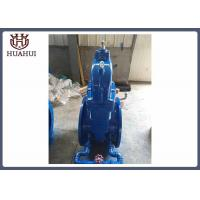 China D450 bypass resilient seated gate valve with DN32 screw gate valve double flange wholesale