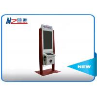 China 32 inch self service payment kiosk with RFID card reader and bill acceptor wholesale