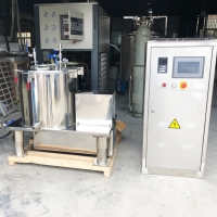 China Jacketed Centrifugal System Essential Oil Extraction Unit Hemp Extraction Machine Ethanol wholesale
