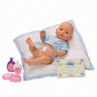 16 Vinly Newborn Baby Toy Set With Various Accessories