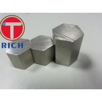 China ASTM A276 410L Hot Rolled Stainless Steel Tube Hexagonal For Petroleum / Boiler wholesale