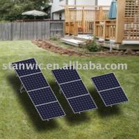 Solar Panel Angle: Fixed Angle Mounting System II Of