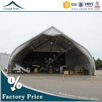 Quality Professional Aircraft Hangar Corporate Tent With Strong Frame From Guangzhou for sale